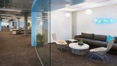 上海小型办公室装修空间分