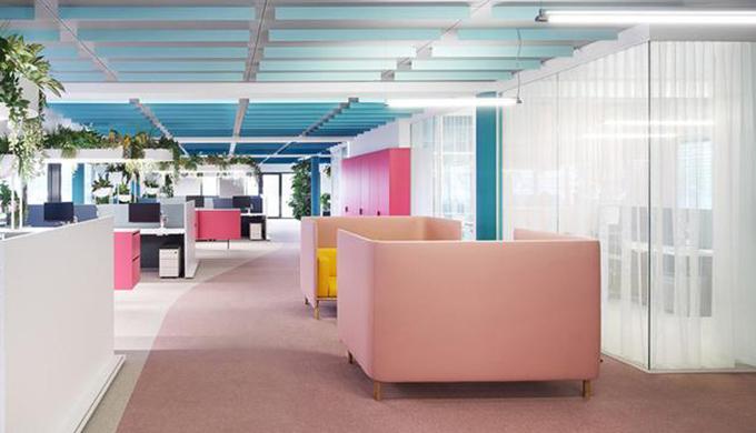 上海办公室装修尺度设计规范