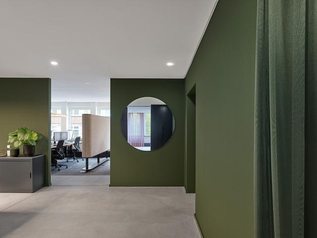 上海中式古典风格办公室装修理念