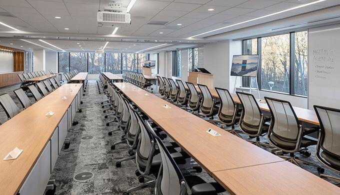 上海办公室装修公司全案装修的其它装修项目