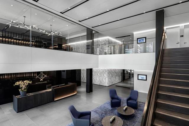 上海黄浦区办公室装修如何布置办公家具