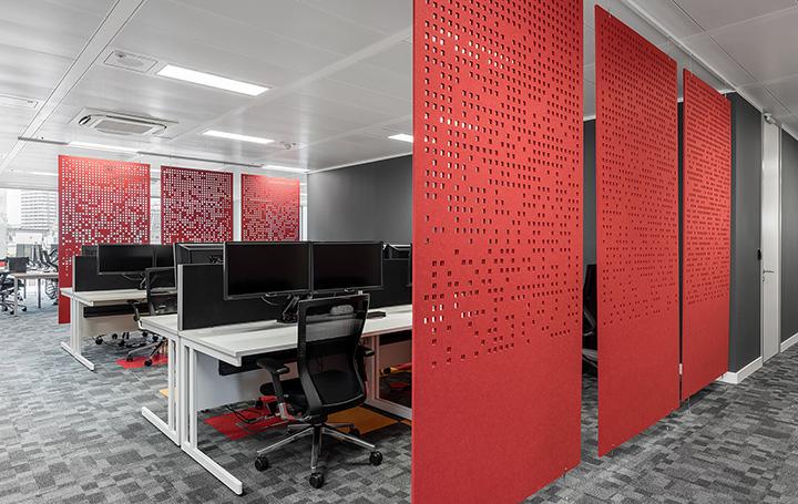 上海办公室装修拆除墙体位置图的设计要求