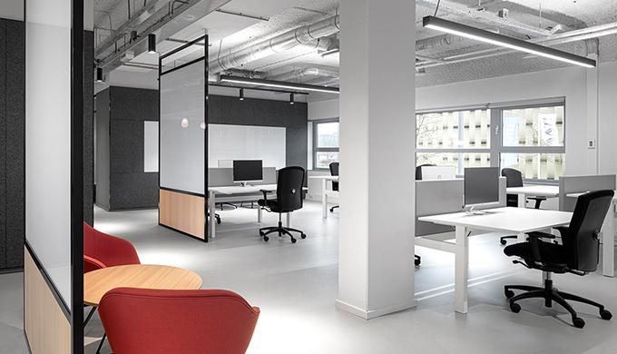 上海办公室装修立面图设计内容有哪些?