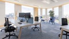 上海办公室装修中办公家具