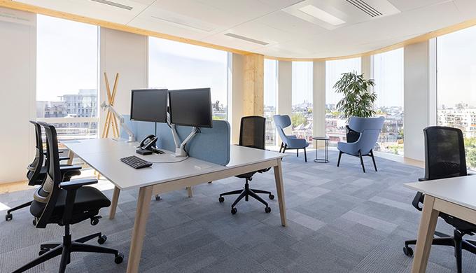 上海办公室装修中办公家具的涂饰技术要求有哪些?