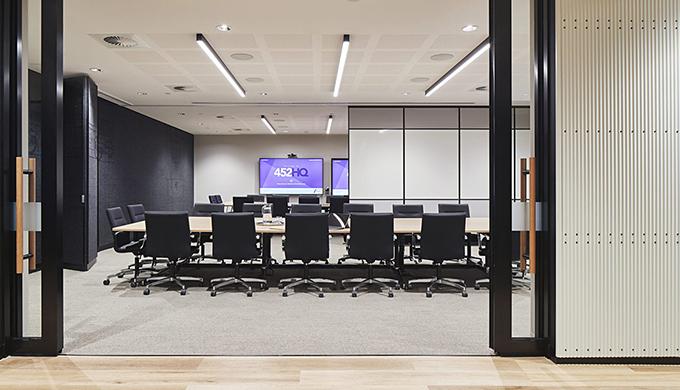 上海嘉定厂房办公室装修如何做到有效隔音?