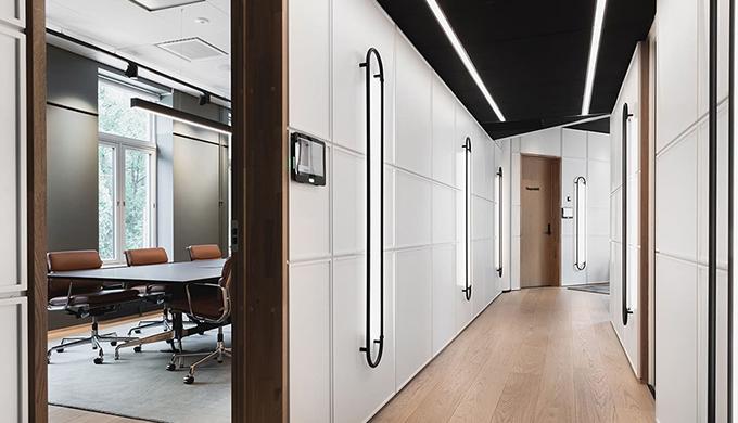 上海办公室装修空间规划的意义