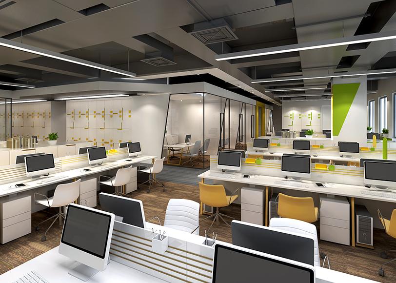 上海松江工业厂房办公室装修的基本流程以及注意事项